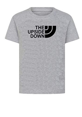 PL Legends The Upside Down - Camiseta de manga corta, diseñ