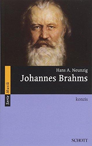 Johannes Brahms: konzis (Serie Musik)