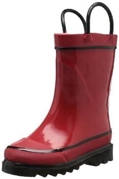 Best girls red rain boots Reviews