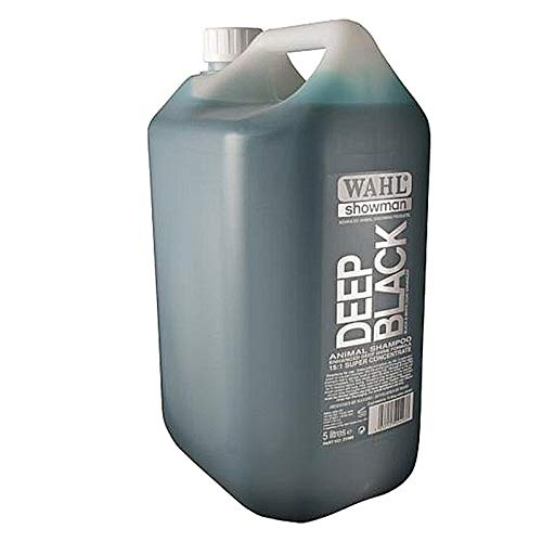 WAHL Deep Black Champú Concentrado 5 L 5000 ml