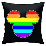 Fire Department Tees For All Gay Pride Square...