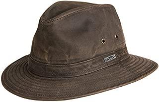 Men's Indy Jones Water Resistant Cotton Hat