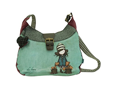 Gorjuss The Foxes Slouch Bag