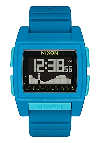 Nixon Reloj Digital para Hombre de con Correa en Silicona A13071543-00