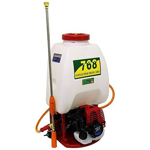 WEIMALL 背負い式 噴霧器 エンジン式 25Lタンク 排気量26cc 高圧 背負い動噴 消毒 防除 除草