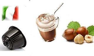 """Capsules Compatible Nescafè Dolce Gusto®, 32 Capsules Mélange """"Cappuccino alla Nocciola - Cappuccino Noisette"""""""