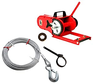 Powerhouse Lewis Chainsaw Winch (8,000 lb capacity) Kit