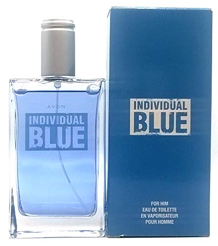 AVON Individual Blue Eau de Toilette Spray Para él 100ml