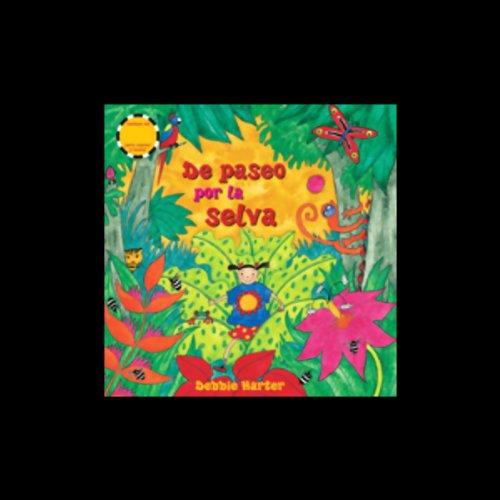 De Paseo por la Selva audiobook cover art