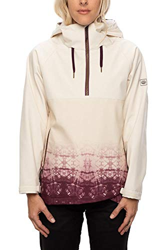 686 Womens Waterproof Anorak - Birch, Large
