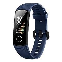 【10 Modalità sport multipli】 - La modalità HONOR Band 5 Smartwatch Multisport offre una migliore esperienza di allenamento: il monitoraggio in tempo reale della frequenza cardiaca riduce i rischi di esercizio, durata, distanza, velocità, corsa. Suppo...