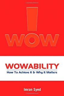 Wowability: How to Achive it and Why it Matters