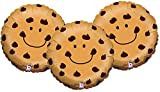 Set of 3 Chocolate Chip Cookie 21' Foil Party...