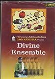 Divine Ensemble : Tracks- Mallari ; Gajavadana ; Endaro Mahaanubhaavulu ; Nagumomu Ganaleni ; Niravathi Sukatha ; Bantureeti ; Ninnuvina ; Kurai Ondrum Illai (2004 2 MUSIC CD SET)