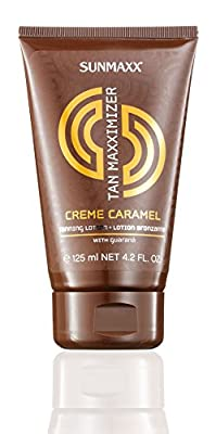Sunmaxx Creme Caramel Tanning