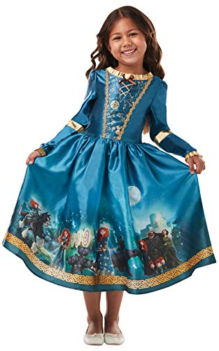 Rubies Disney Princess Disfraz, Multicolor, large (620667L)