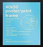 GB Eye, Mini-cornice per poster, 40 x 50cm, colore: Nero