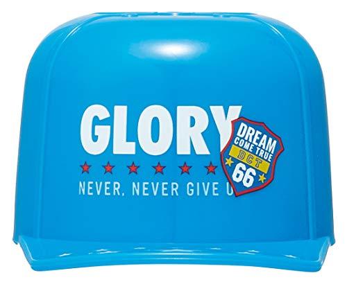 スケーター キャップコップ 帽子型 ペットボトル キャップ コップ GLORY ブルー 140ml CPB1C