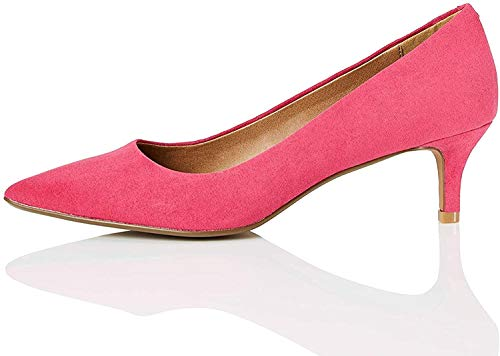 Marca Amazon - find. CONNIE-S2C1-Court Zapatos de...