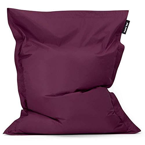 Bean Bag Bazaar Bazaar Bag - Morera Púrpura, 180cm x 140cm, Puf...
