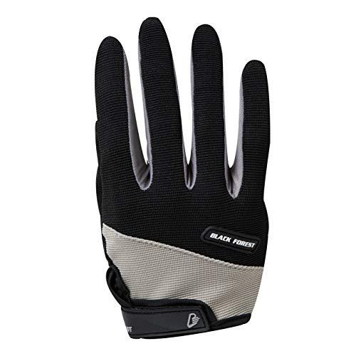 Jeff & Aimy Warme Unisex Handschuhe cycling gloves fahrradhandschuhe herren touchscreen wasserdichte gloves winter für Herren und Damen Rot