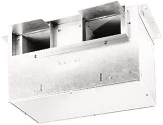 Broan HLB6 External In-Line Blower for Broan Range Hoods, Ventilation for Kitchen, Home, and Commercial Areas, 600 CFM