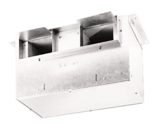 Broan HLB6 External In-Line Blower for Broan Range Hoods, Ventilation for Kitchen, Home, and Commercial Areas, 600 CFM