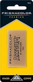 Sanford Design Art Gum Eraser, Artwork Eraser - Non-toxic - 1 / Pack - Brown, 3 Packs