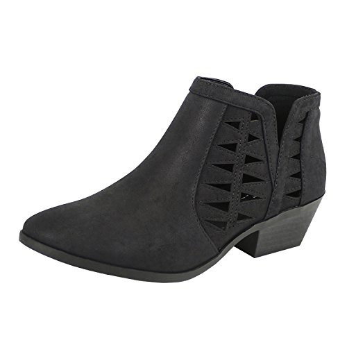 Top black ankle boots for girls for 2021