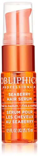 Obliphica Professional Fine to Medium Seaberry Serum, 0.5 Fl Oz