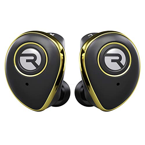 Shopus Raycon E50 Wireless Earbuds Bluetooth Headphones Bluetooth 5 0 Bluetooth Earbuds Bluetooth Headset True Wireless Earbuds 30 Hours Playtime With Charging Case Built In Mic Gold