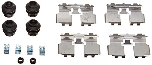 Raybestos H18038A Professional Grade Disc Brake Caliper Hardware Kit