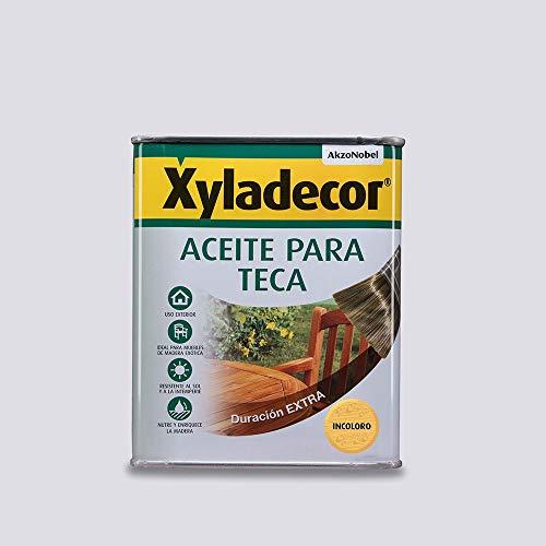 Xyladecor 5089083 - Aceite para teca INCOLORO Xyladecor