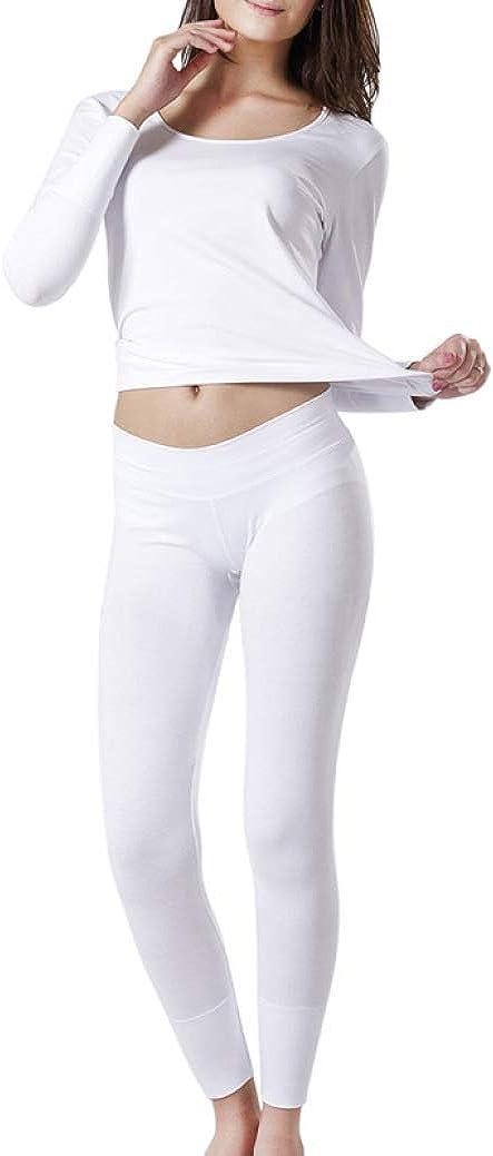 Women's Thermal Underwear Long Underwear Long John Womens Base Layer Set