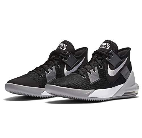 Tênis Nike Air Max Impact 2 Masculino Preto e Cinza-40