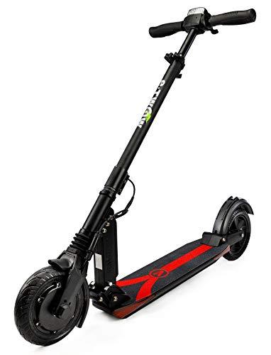 E-Twow Scooter Elettrico Booster V 36V 10,5Ah, Nero
