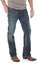 Wrangler Men's Retro Slim Fit Boot Cut Jean, Layton, 32W x 34L