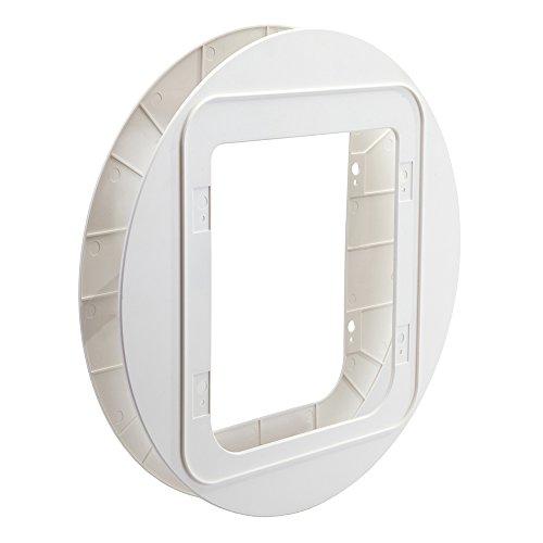 SureFlap Pet Porta Adattatore di Montaggio, Bianco