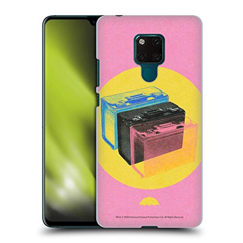Official The Umbrella Academy Suitcase Season 2 Graphics Hard Back Case Compatible for Huawei Mate 20 X 5G