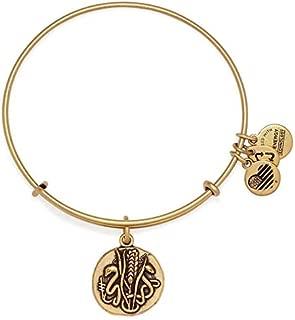 healers gold bracelet