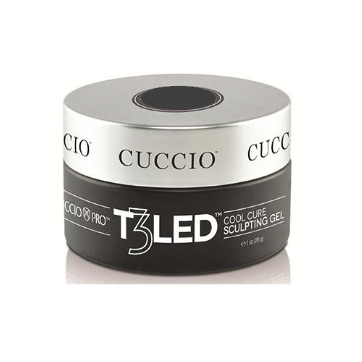 是正オリエンタル隣人Cuccio Pro - T3 LED/UV Controlled Leveling Gel - Opaque Brazilian Blush - 2oz / 56g