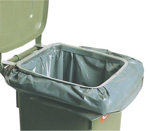 Anillo de sujeción para bolsas de basura 120L tonelada