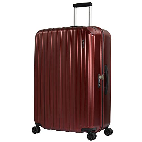 Eminent Suitcase Move Air NEO 82 cm 125 L Lightweight Extra Corner Protection Anti-Scratch Hardshell Red