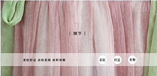 『中国伝統衣装時代服唐装漢服刺繍齐胸襦裙ステージ衣装卒業式お祭り オーダー製作 (L) [並行輸入品]』の2枚目の画像