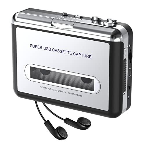 DIGITNOW! Portable de Cassette a...