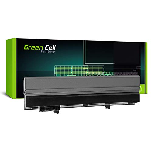 Green Cell Battery for Dell Latitude E4300 E4300N E4310 E4320 E4400 PP13S Laptop (4400mAh 11.1V Silver)