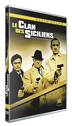 Le Clan des Siciliens [Francia] [DVD]