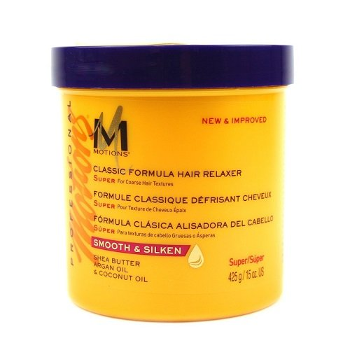 MO33815 Motions Classic Lye Relaxer Formula, Super