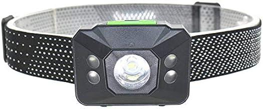 Hoofdlamp waterdichte koplamp schijnwerper licht zaklamp fakkel