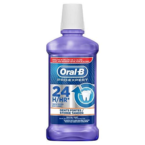 Oral-B Pro-Expert Dents Fortes Bain de Bouche 500...